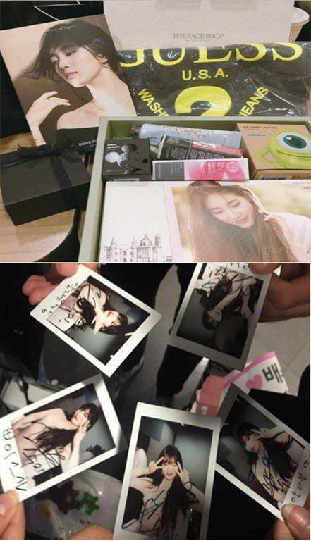 Suzy-Miss-A-hadiah-untuk-fans